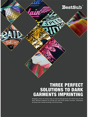 2017-8-7 The Perfect Solutions to Dark Garments Imprinting 300x400