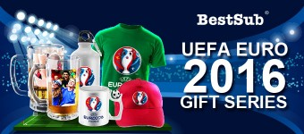 UEFA Euro 2016 Gift Series from BestSub