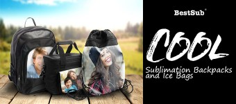 Cool Sublimation Backpacks and Ice Bags from BestSub