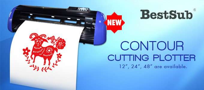 New Contour Cutting Plotters from BestSub   New Products   What's New?