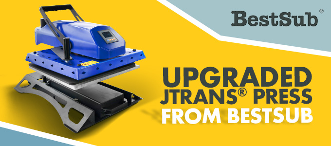 Upgraded JTrans® Press from BestSub