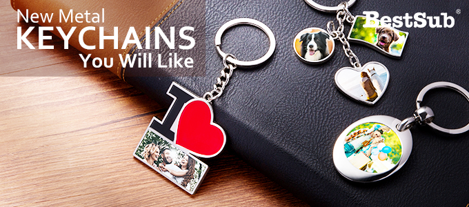 Check out the Latest Keychain Collections from BestSub
