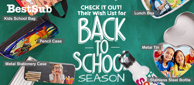 Check it out! Their Wish List for Back-to-School Season