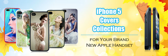 iPhone 5 Covers Collections for Your Brand New Apple Handset from BestSub