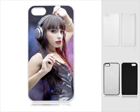 Burnished Plastic iPhone5 Cover