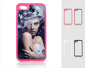 Color iPhone 5 Frame(Plastic)