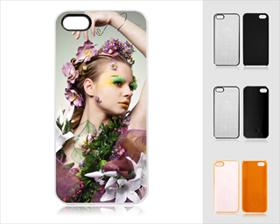 Plastic iPhone 5 Cover