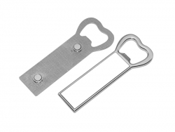 Bottle Opener Metal Fridge Magnet (2.2*8.7cm)