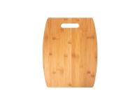 Arc Shaped Bamboo Cutting Board (38*30*1.1cm)   MOQ:1000pcs