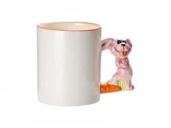 11oz Animal Mugs-Rabbit