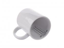 11oz Motto Mug (Dog, Measurement)