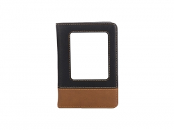 Leatherette Passport Holder (10.2*14.6*1.3cm)