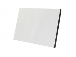 Hardboard Sublimation Plaque (Right Angle)