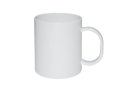 Sublimation Polymer White Mug