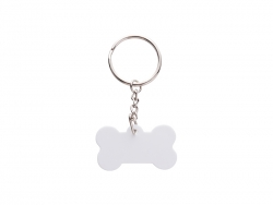 Plastic Dog Tag (Bone-Shape, 25*45*2mm)