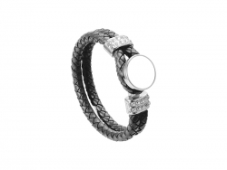 Fashion Noosa Bracelet (08, Black)