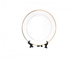 "7.5"" Rim Plates (Gold)"