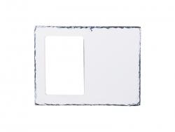 Square Shape Frame Slate (19*25cm)