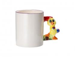 11oz Animal Mugs-Rooster