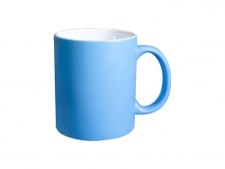 11oz Full Color Mug(Frosted, Skyblue)