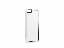 iPhone 7/8 Plus Cover (Plastic, Clear)
