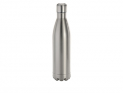 25oz/750ml Stainless Steel Cola Bottle(Silver)