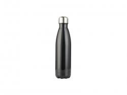 17oz/500ml Stainless Steel Cola Bottle (Black)