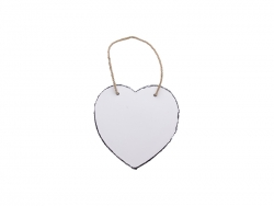 Heart Shape Hanging Stone(20*20cm)