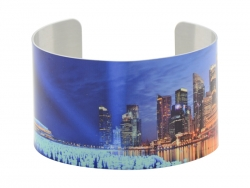 Aluminum Bracelet(4.2*16.9cm)