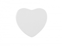 Ceramic Fridge Magnet-Heart (6*6.8cm)