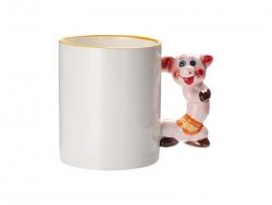 11oz Animal Mugs-Pig