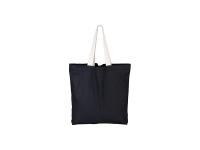 Canvas Tote Bag(Black)