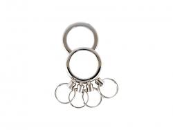 Key Ring (4 Circles)