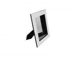 Aluminium Photo Frame w/ MDF Easel(25.6*30.6cm)
