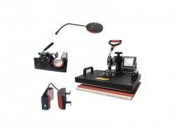 Combo Heat Press (4-in-1, 32*45cm)  MOQ: 10units