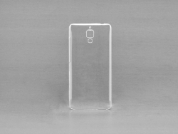 3D Xiaomi Mi4 Cover(Coated, Clear Glossy)
