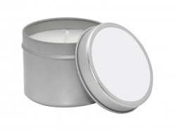 Candle Metal Tin(5*6cm)