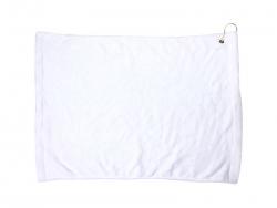 40*63cm Golf Towel w/ Grommet (16 in.X25 in.)