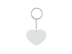 Plastic Keychain(Heart)