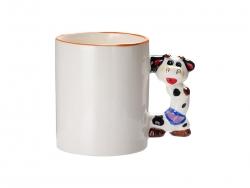 11oz Animal Mugs-Ox