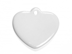 Heart Cermaic Ornament