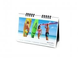 Mini-Color Inkjet Calendar