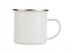 12oz Enamel Cup