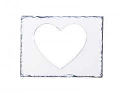 Heart Shape Frame Slate (19*25cm)