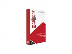 Virtuoso VJ628 Cartridges(K 220ml)