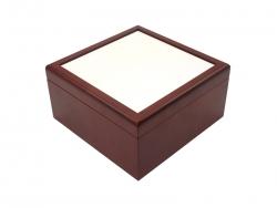 Jewelry Box(6*6, Brown)