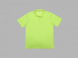 Polo Men's T-shirt (Mesh Exterior)