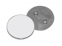 Round Metal Fridge Magnet (Φ4.9cm)