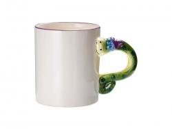 11oz Animal Mugs-Snake