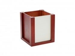 Wooden Pencil Holder W/ HB Insert